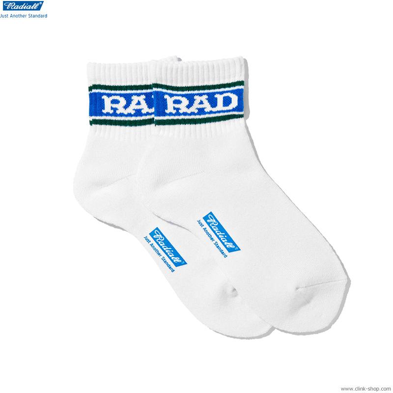 RADIALL LOW KICK 2PAC SOX SHORT (WHITE)