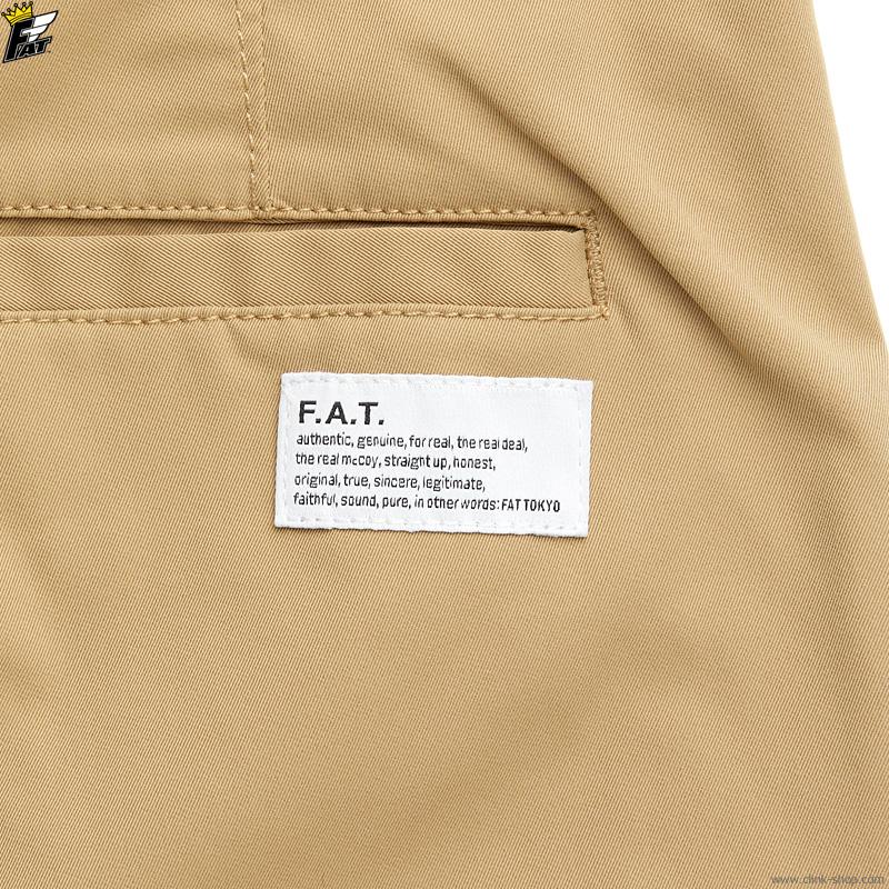 FAT POLYCROP (BEIGE) [F32110-PN01]