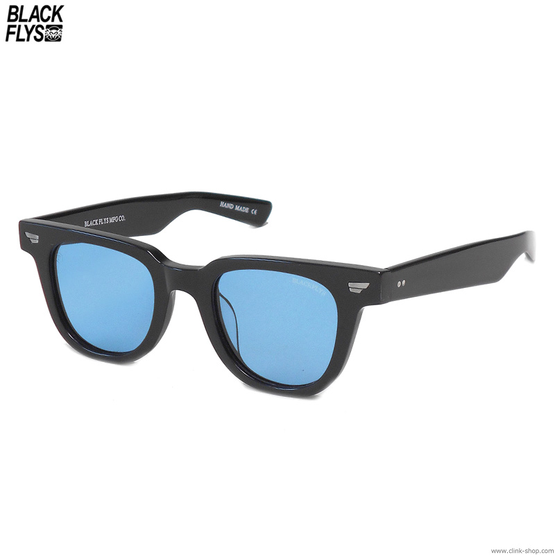 BLACK FLYS FLY WHEELER [BLK/L.BLUE POLARIZED LENS]