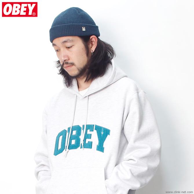 OBEY MICRO BEANIE (PINE)