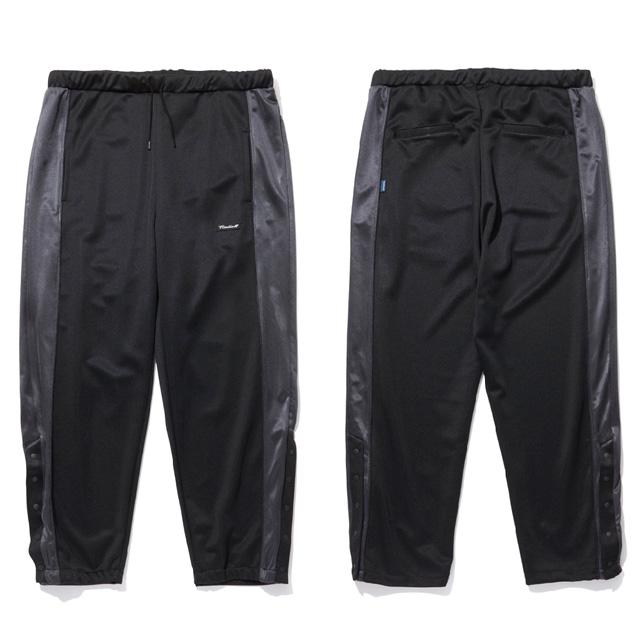 RADIALL FLAV - TRACK PANTS (BLACK)