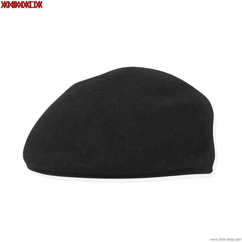 ANIMALIA SKUNK HUNTING HAT (BLACK) [AN20A-CP04]