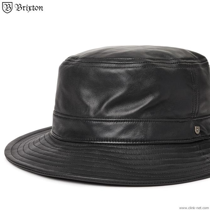 BRIXTON MATHEWS BUCKET HAT (BLACK)