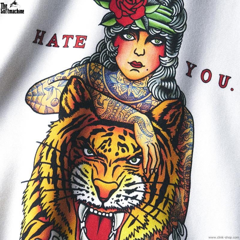 SOFTMACHINE HATE YOU-T (WHITE)