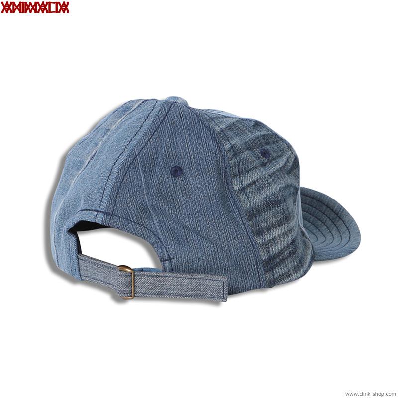 ANIMALIA MAKEOVER DENIM CAP (DENIM) [AN21U-CP02]