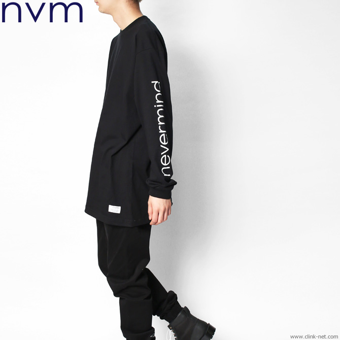 NVM NEVERMIND LST (BLACK) [NVM18S-TE01]