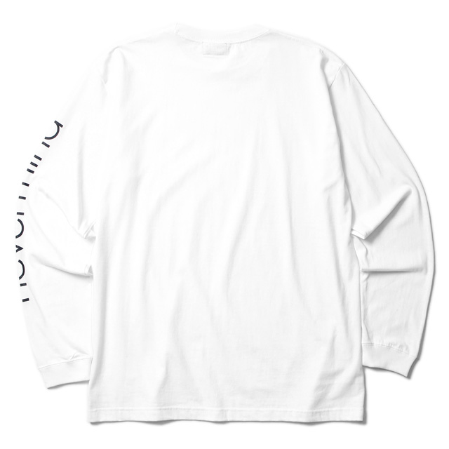 NVM NEVERMIND LST (WHITE) [NVM18S-TE01]