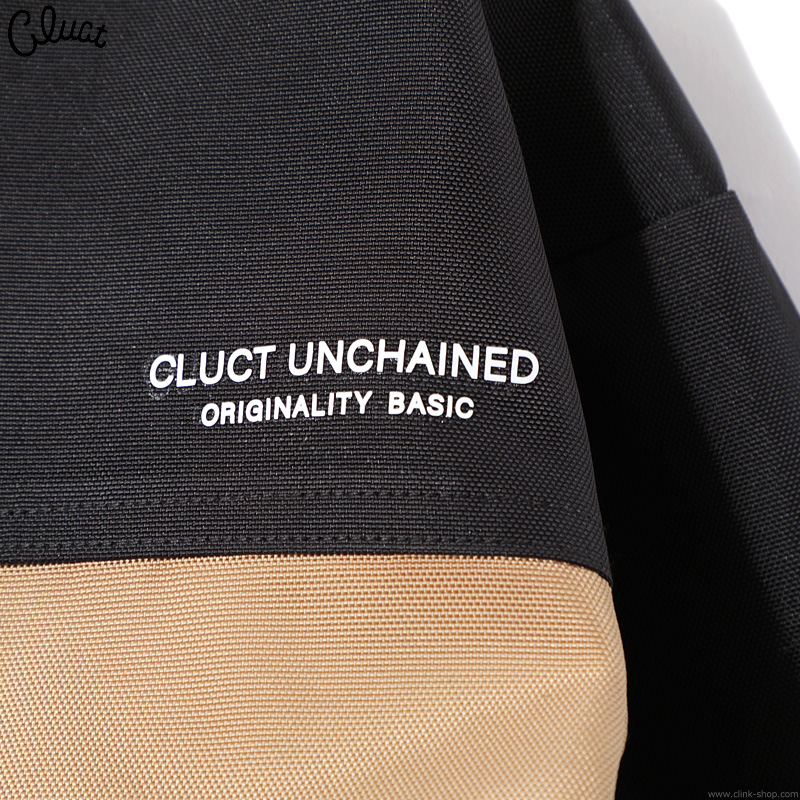 CLUCT CLT-MOUNTAIN JKT (BLACK×BEIGE) #04110