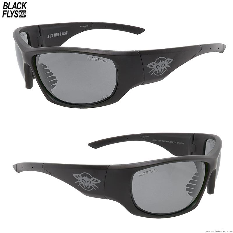 BLACK FLYS FLY DEFENCE [BLACK/GREY]