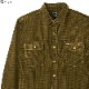 BRIXTON BOWERY RELAXED L/S FLANNEL (LION)