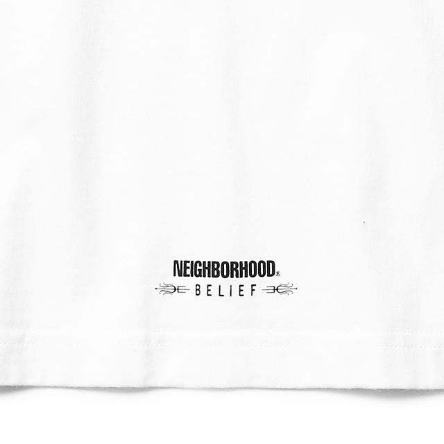 NEIGHBORHOOD × YOSHIKI SUZUKI SY. BELIFE / C-TEE SS
