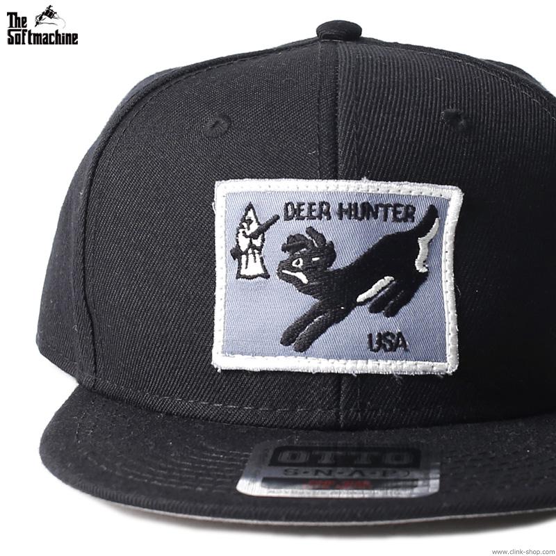 "SOFTMACHINE REVIVAL WAPPEN CAP ""DEER HUNTER"" [CLINK LTD. EDITION]"