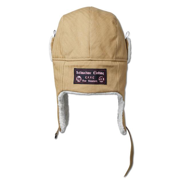 SOFTMACHINE COMPILATION HAT (BEIGE)