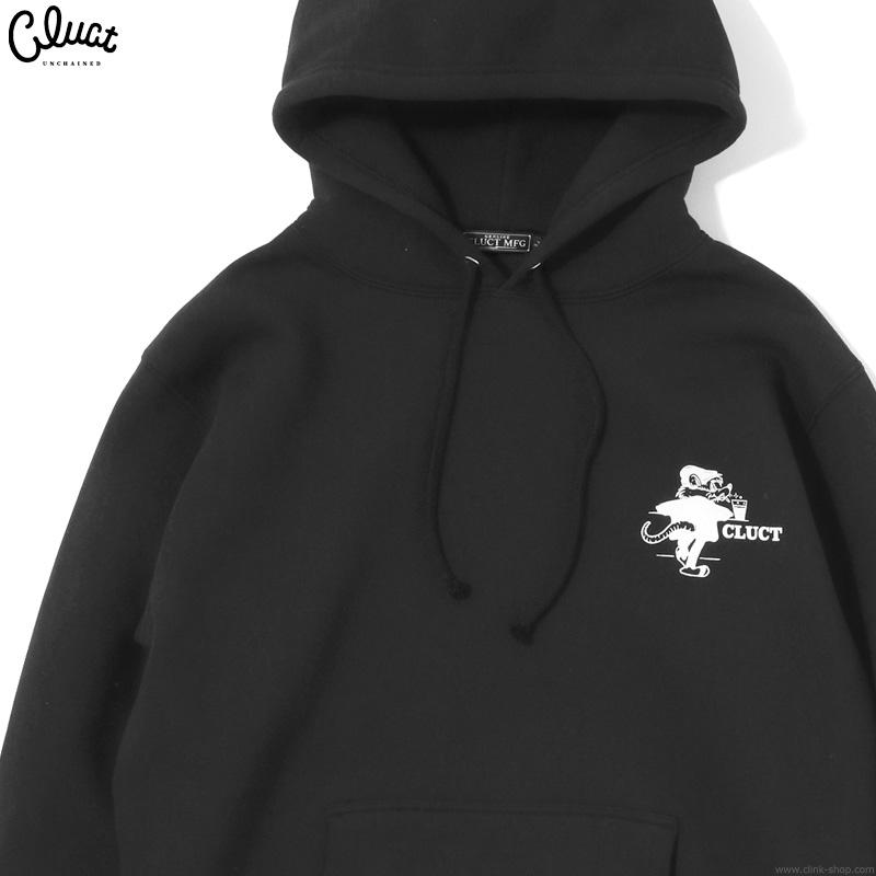 CLUCT CW-RAT HOOD(R) (BLACK) #04153
