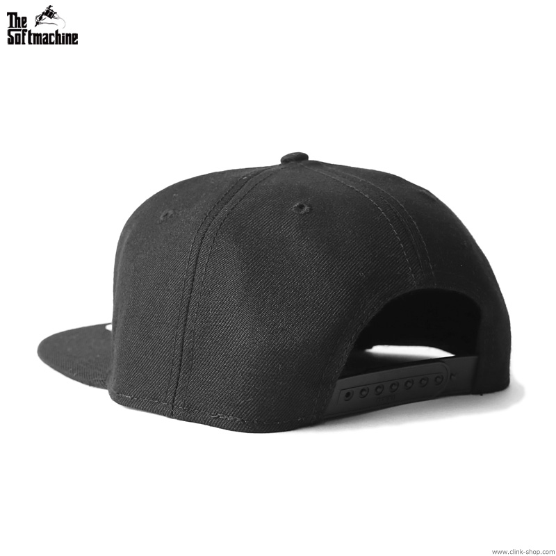 """SOFTMACHINE REVIVAL WAPPEN CAP """"MASTER OF REALITY"""" [CLINK LTD. EDITION]"""