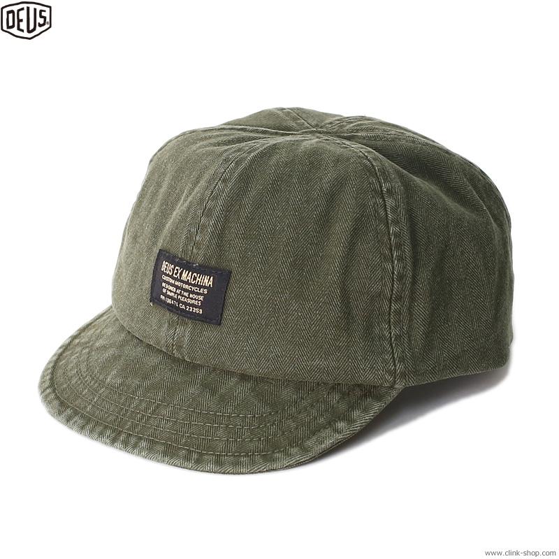 DEUS EX MACHINA HOLBROOK CAP (CLOVER)