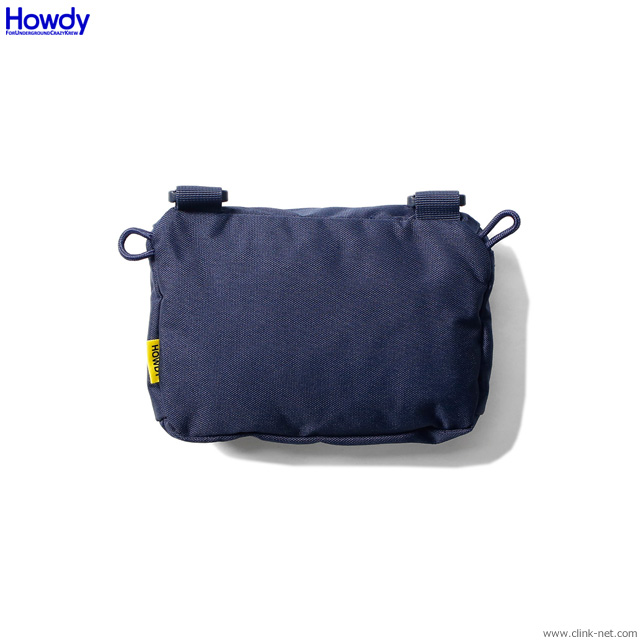 Howdy Shoulder Pouch [HWD1902-AC01]