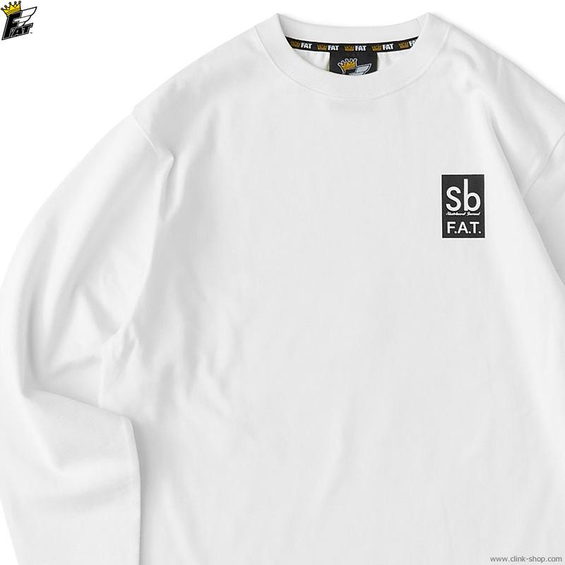 "FAT × Sb ""J.R.FLOW"" (WHITE) [F32110-CT18]"