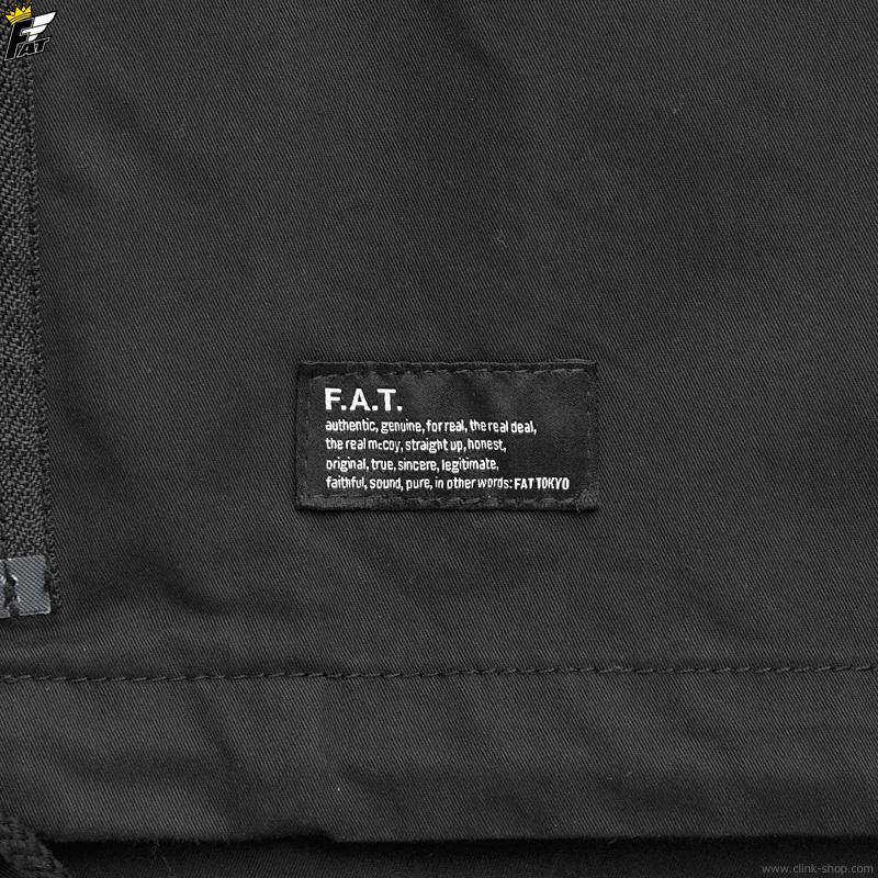 FAT TAILFIN (BLACK) [F32110-JK01]