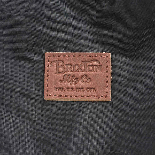 BRIXTON STEWART HIP PACK (BLACK)