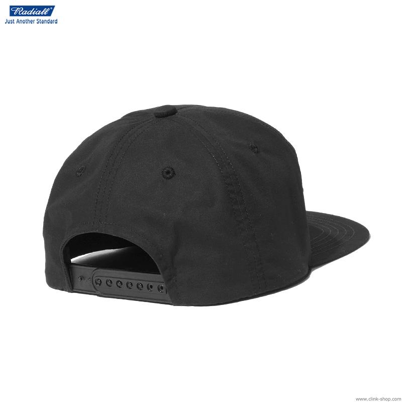 RADIALL JOINT - TRUCKER CAP (BLACK)