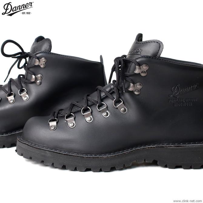 Danner MOUNTAIN LIGHT (BLACK) #31530