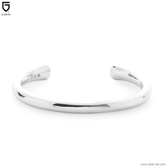 GARNI SEI-MA FIT BANGLE - No.3 - SILVER [GB19008]