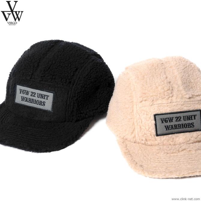 VIRGO SHEEP BOA CAP [VG-GD-604]