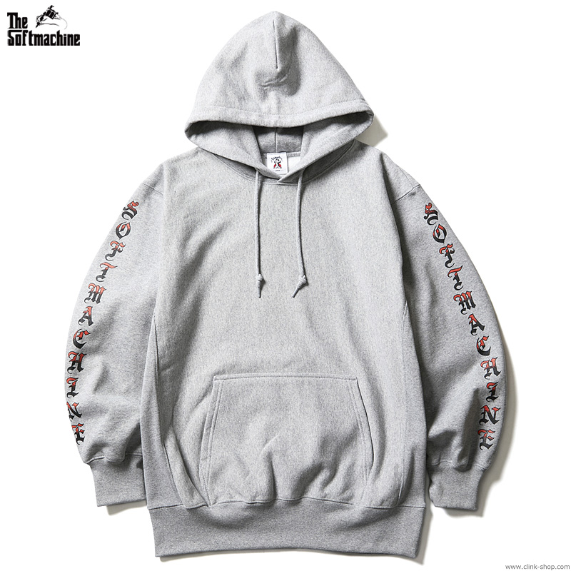SOFTMACHINE POISON HOODED (GRAY)
