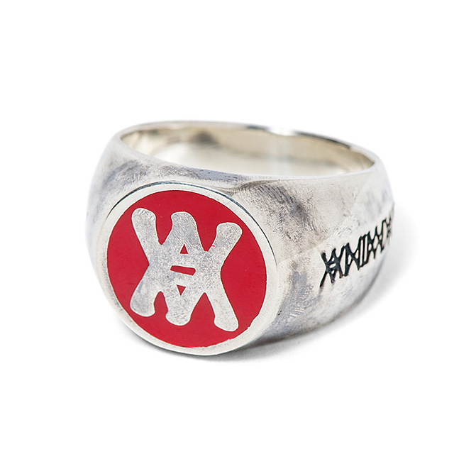 ANIMALIA SECRET SOCIETY RING (SILVER925) [AN16S-AC13]