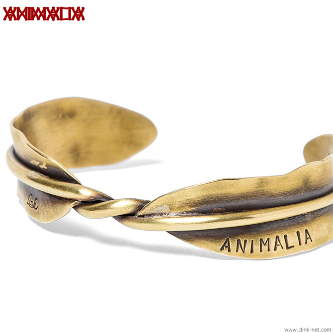 ANIMALIA feat.Link-FEATHER Bangle [ANIMAL-AC40]