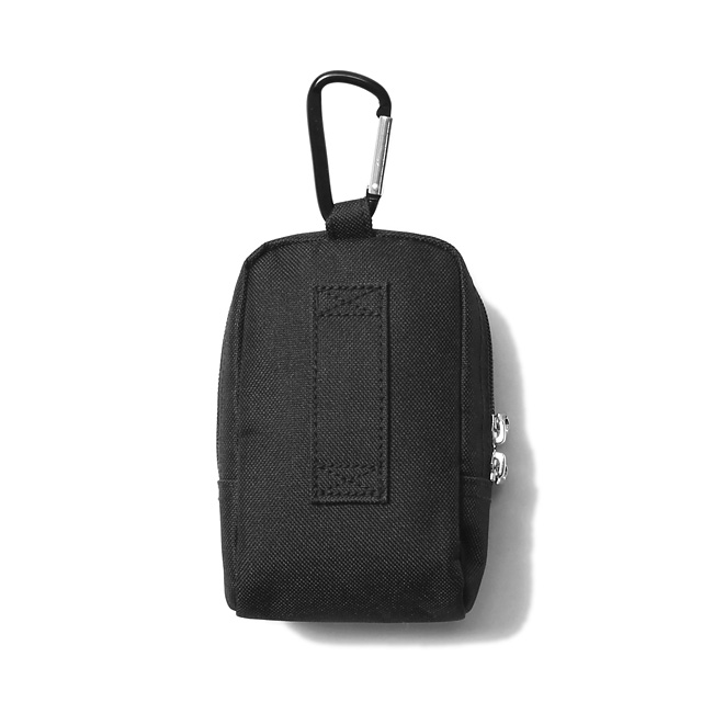 OBEY DROP OUT UTILITY SMALL BAG (BLACK)
