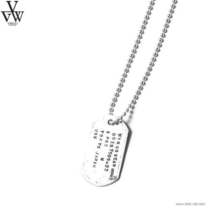 VIRGO VGW TAG 925 [VG-GD-611]