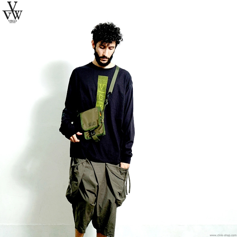 VIRGO VIRTALY MINI BAG (KHAKI) [VG-GD-619]