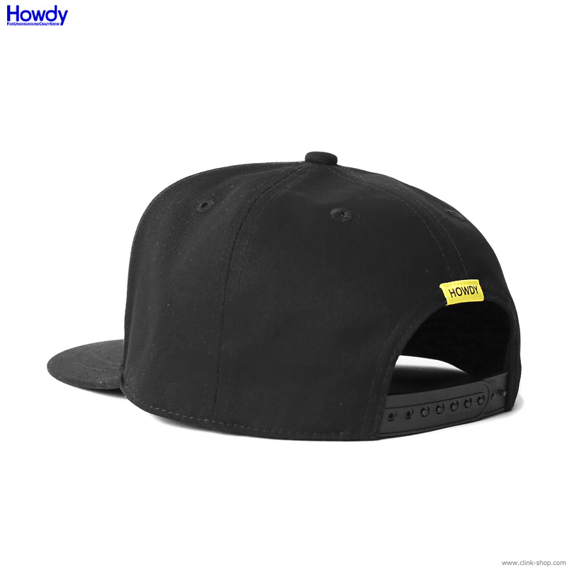 Howdy Logo SB Cap (WHITE) [HWD2001-CP01]
