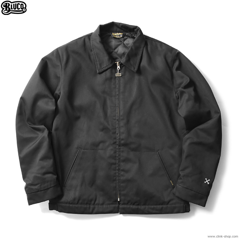 BLUCO WORK JACKET (BLACK) [OL-012-020]