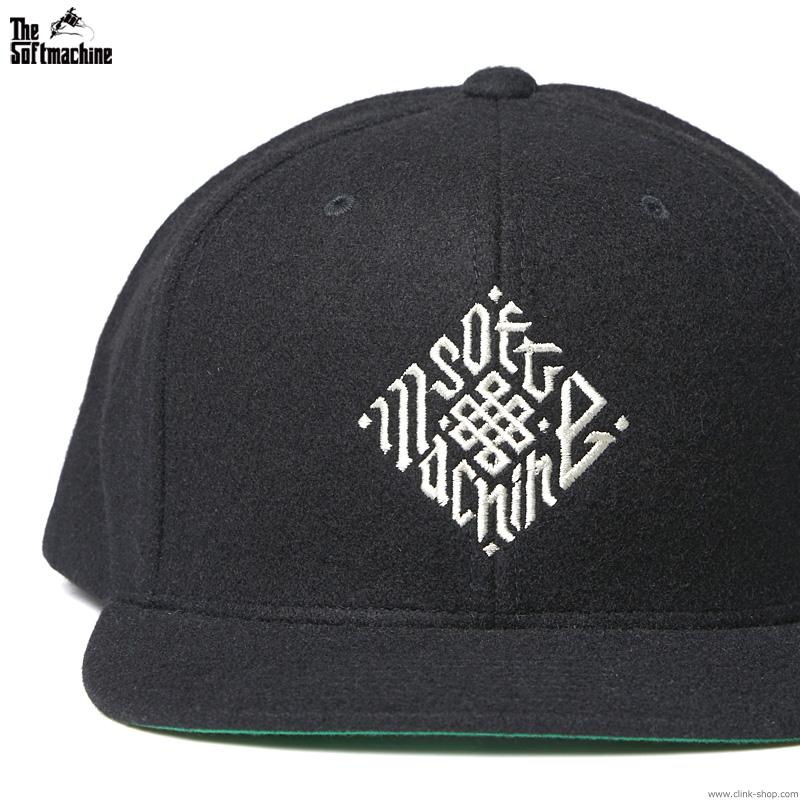 SOFTMACHINE TRIBUS CAP (BLACK)