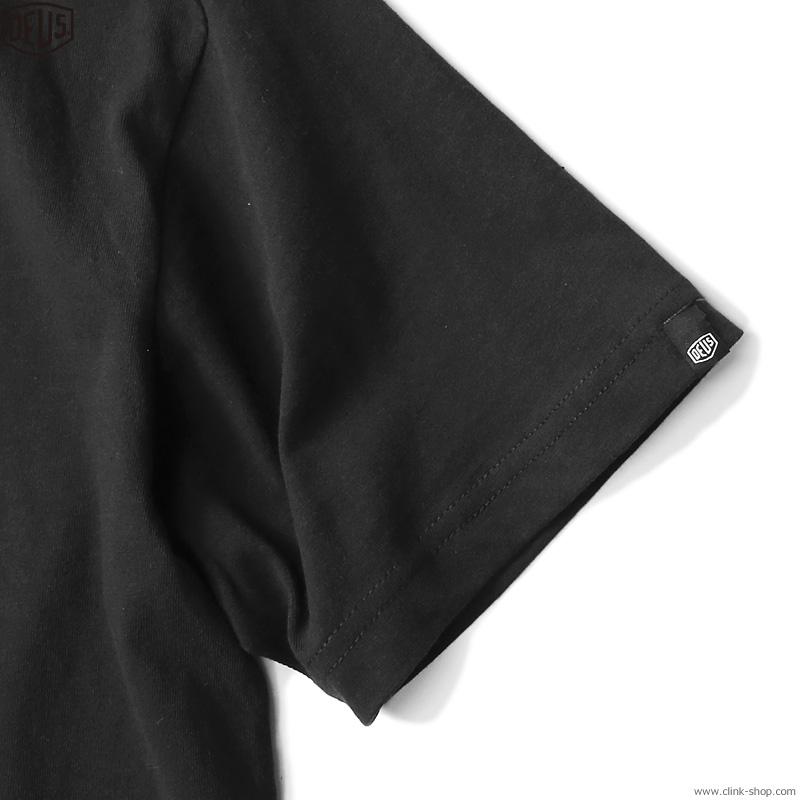 DEUS EX MACHINA SHIELD TEE (BLACK)