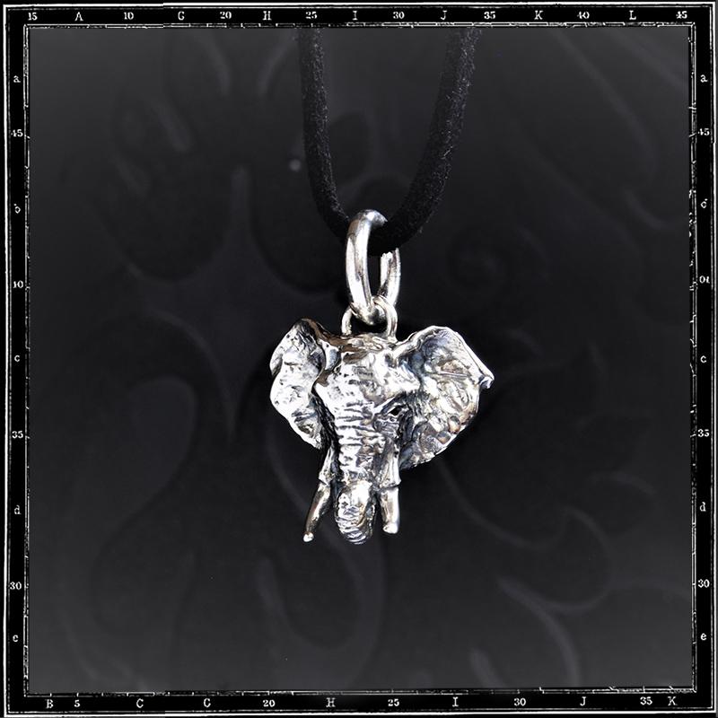 ELEPHANT PENDANT - SMALL