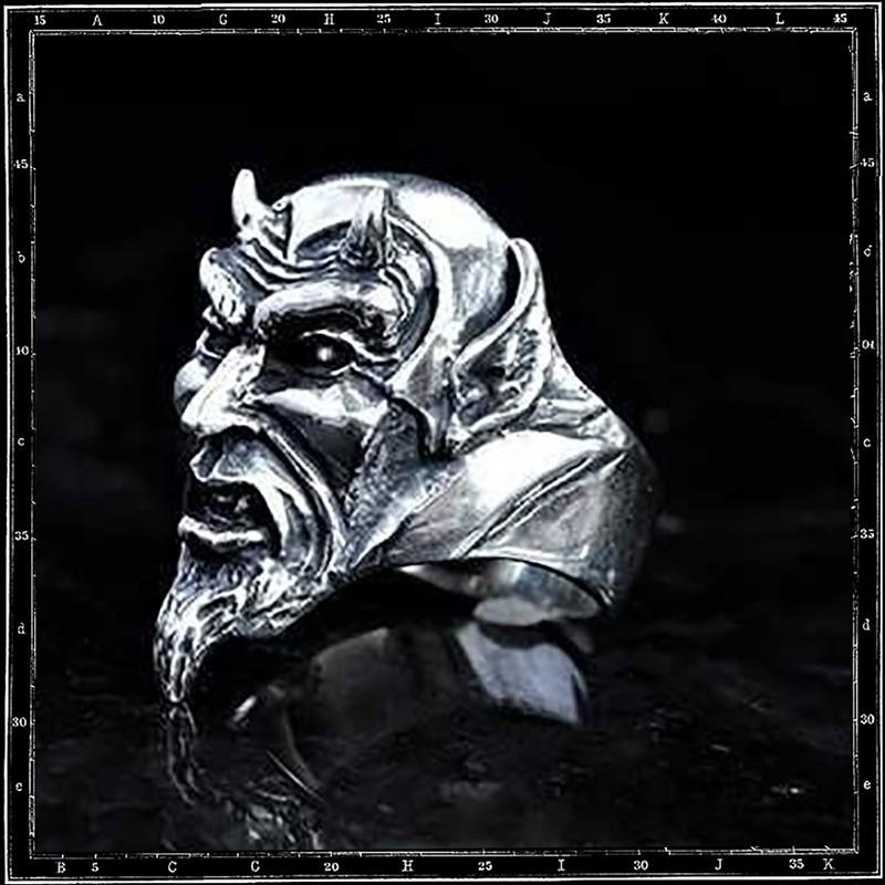 DEVIL'S HEAD RING