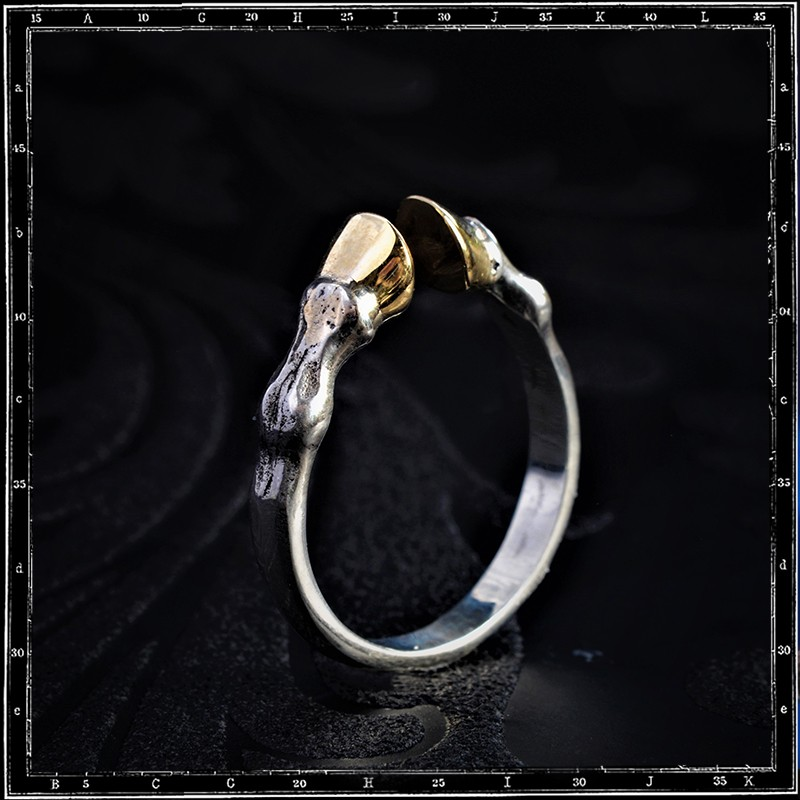 ELEGANT HOOVES RING