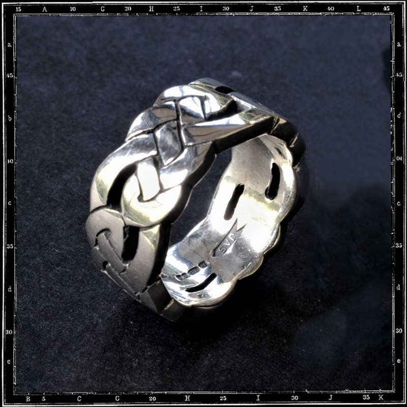CELTIC BAND RING / JP14 ONLY
