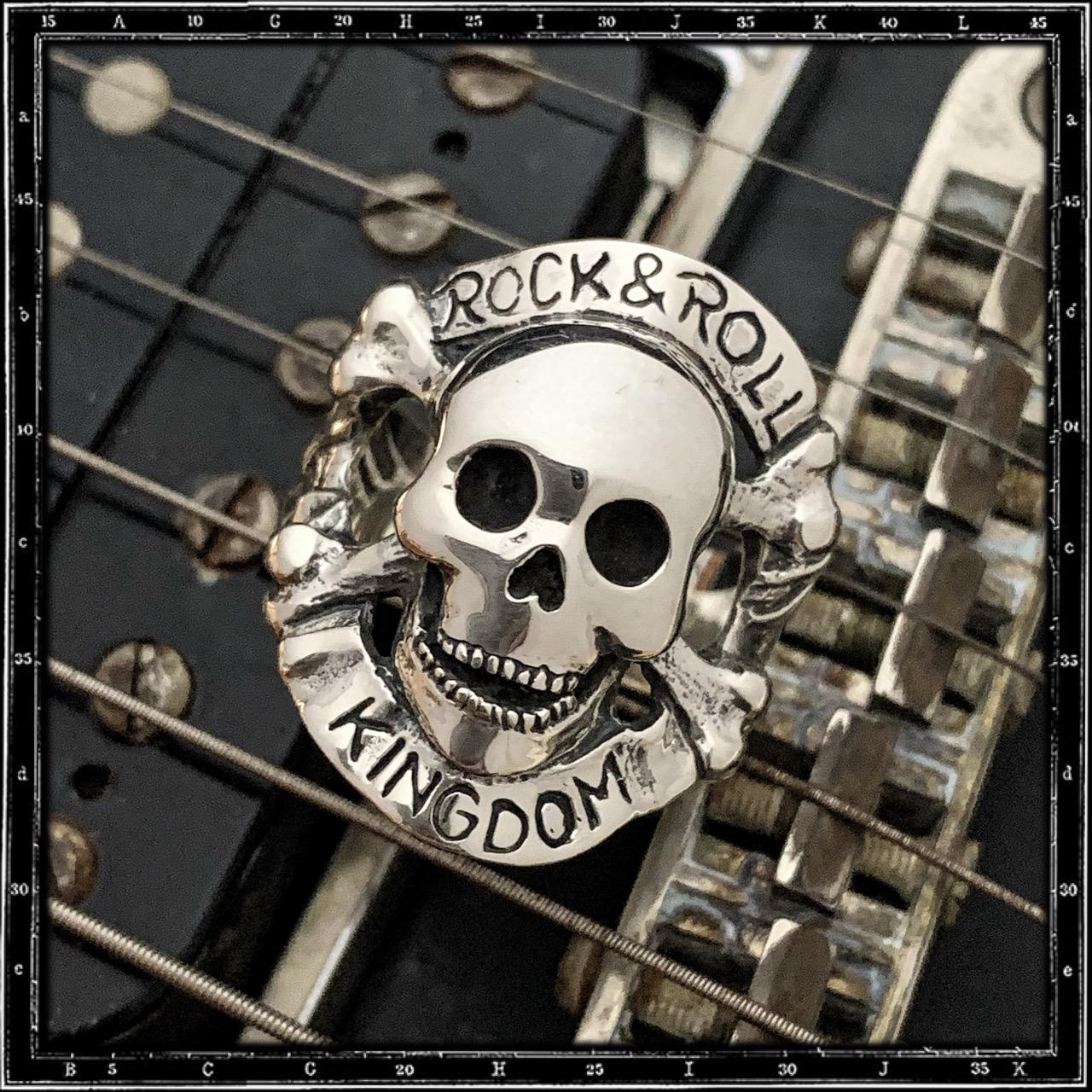 MAD3 ROCK 'N' ROLL KINGDOM RING