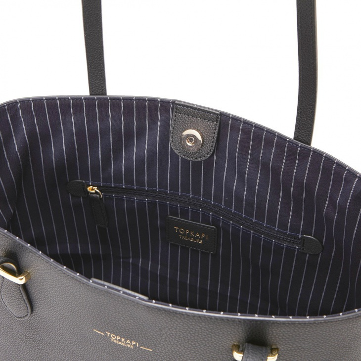[トプカピ トレジャー] TOPKAPI TREASURE スプリットレザー A4トートバッグ