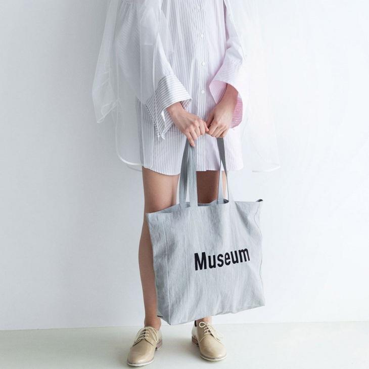 [トプカピ トレジャー] TOPKAPI TREASURE MUSEUM プリント トートバッグ