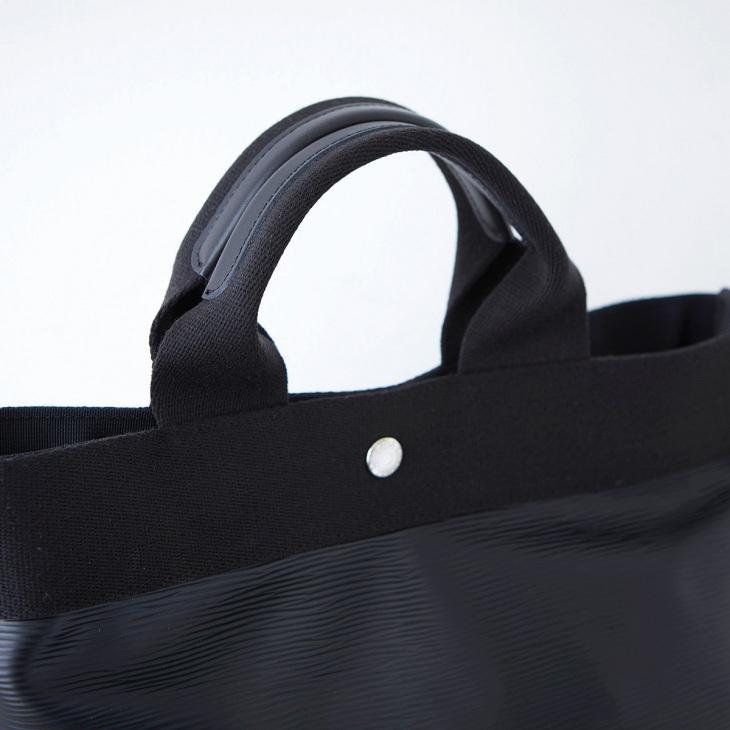 [トプカピ ブレス] TOPKAPI BREATH リプルネオレザー ミニトートバッグ Authentic