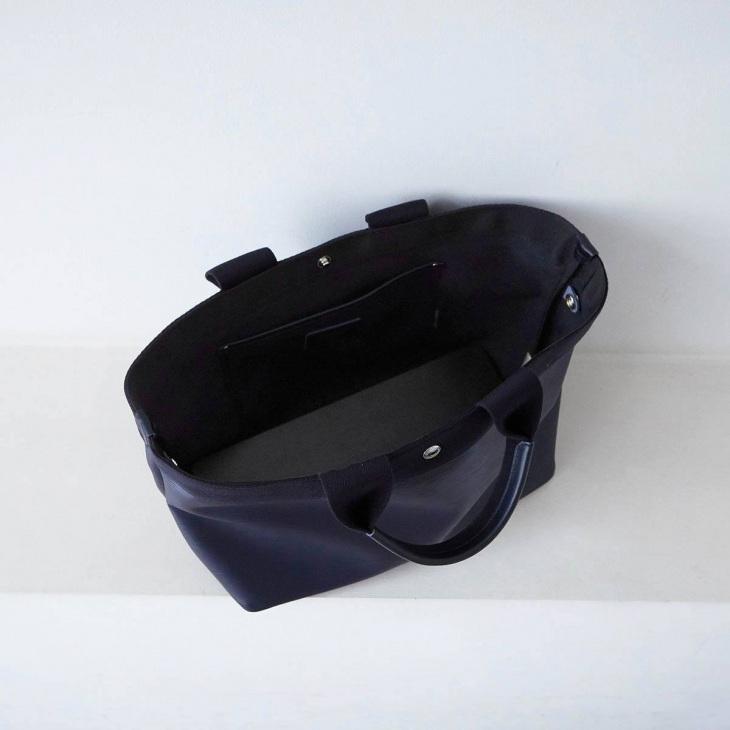 [トプカピ ブレス] TOPKAPI BREATH リプルネオレザー A4トートバッグ Authentic