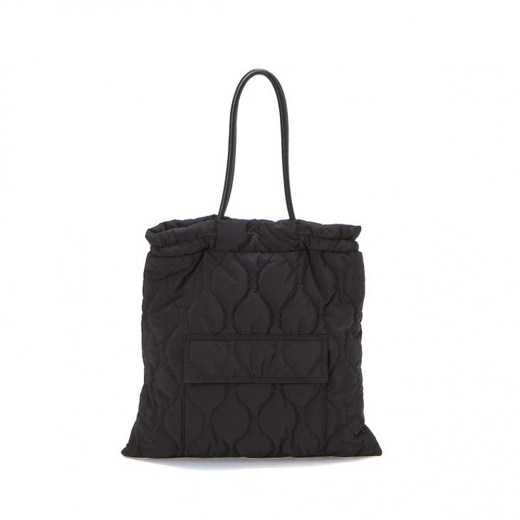 [トプカピ トレジャー] TOPKAPI TREASURE フロントポケット キルティング トートバッグ