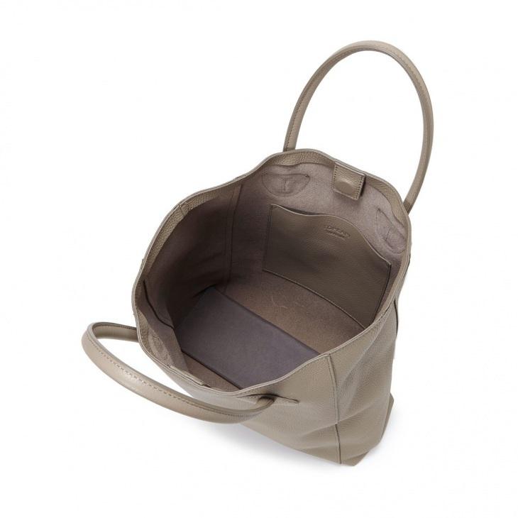 [トプカピ トレジャー] TOPKAPI TREASURE ソフトシュリンク ハンドステッチ トートバッグ