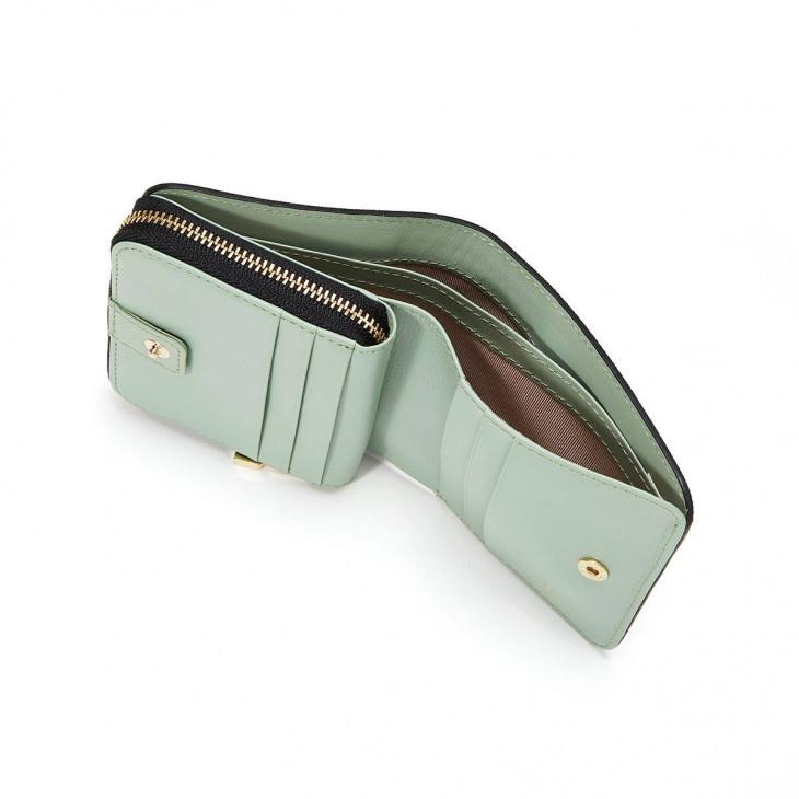 [トプカピ] TOPKAPI エンボスレザー2つ折り財布 日本製 SPIGA スピーガ